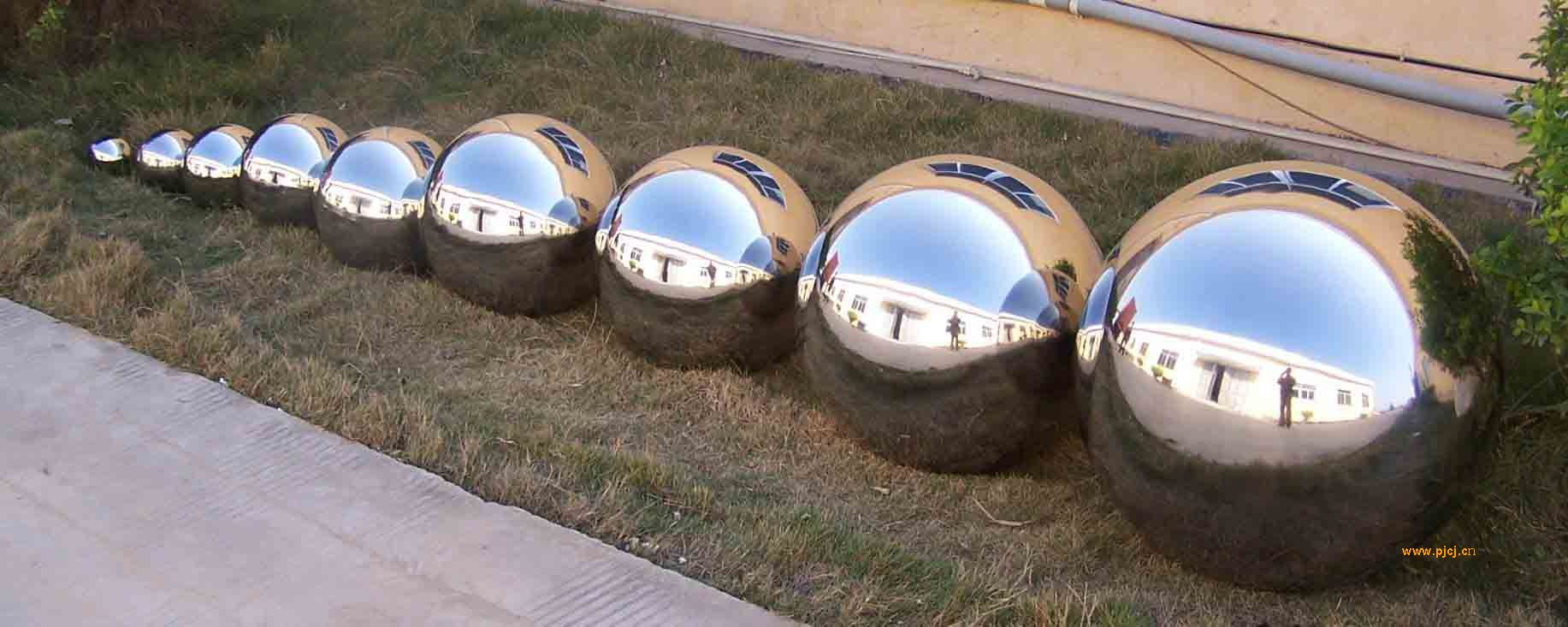 Superb Stainless Steel Ball For Garden Fountains Sculpture Decorative